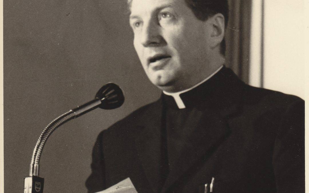 Carlo Maria Martini: gli studi, i maestri, la formazione