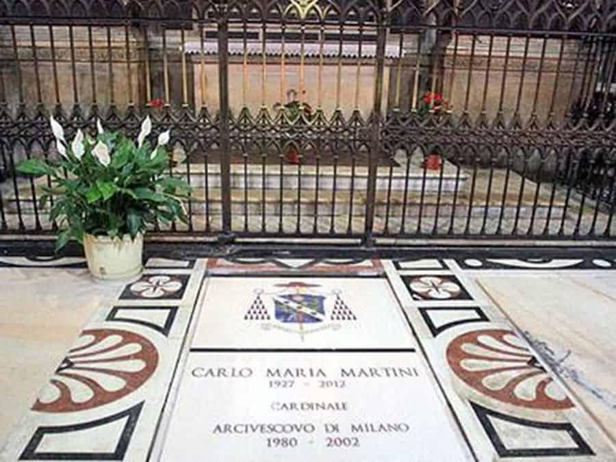 Il 31 agosto il settimo anniversario della morte di Martini