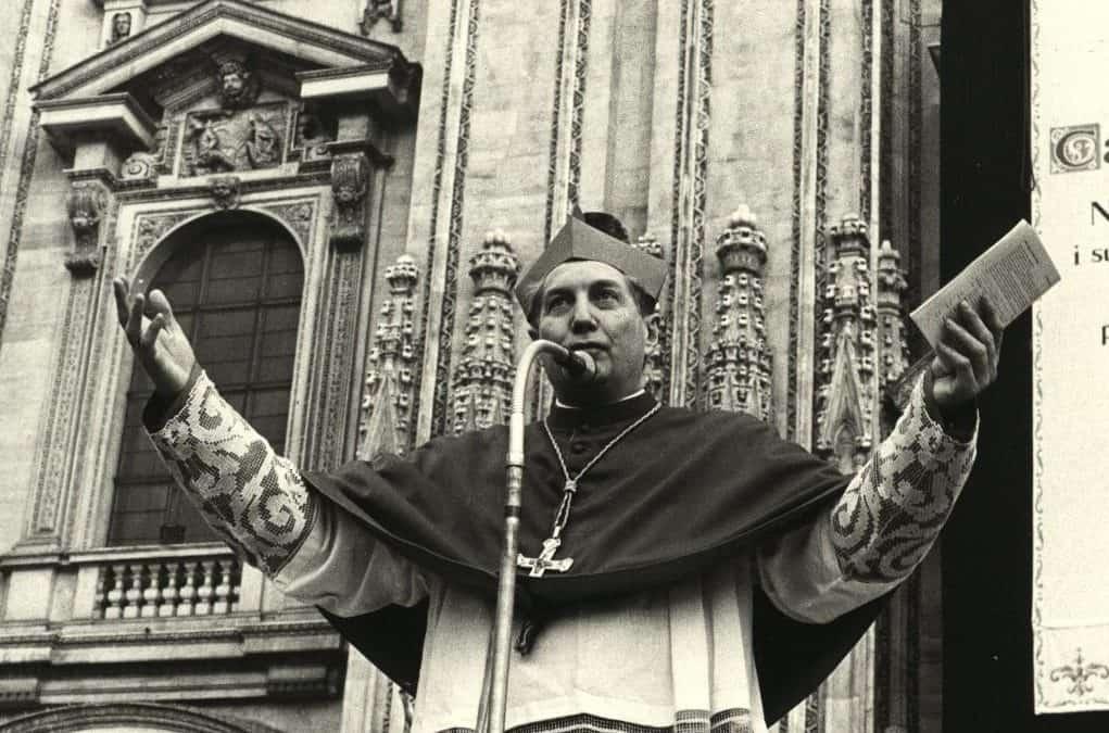 40 anni fa l'ingresso di Carlo Maria Martini a Milano
