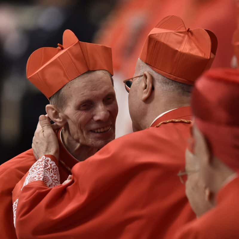 Addio al cardinale Renato Corti, per dieci anni vicario di Martini