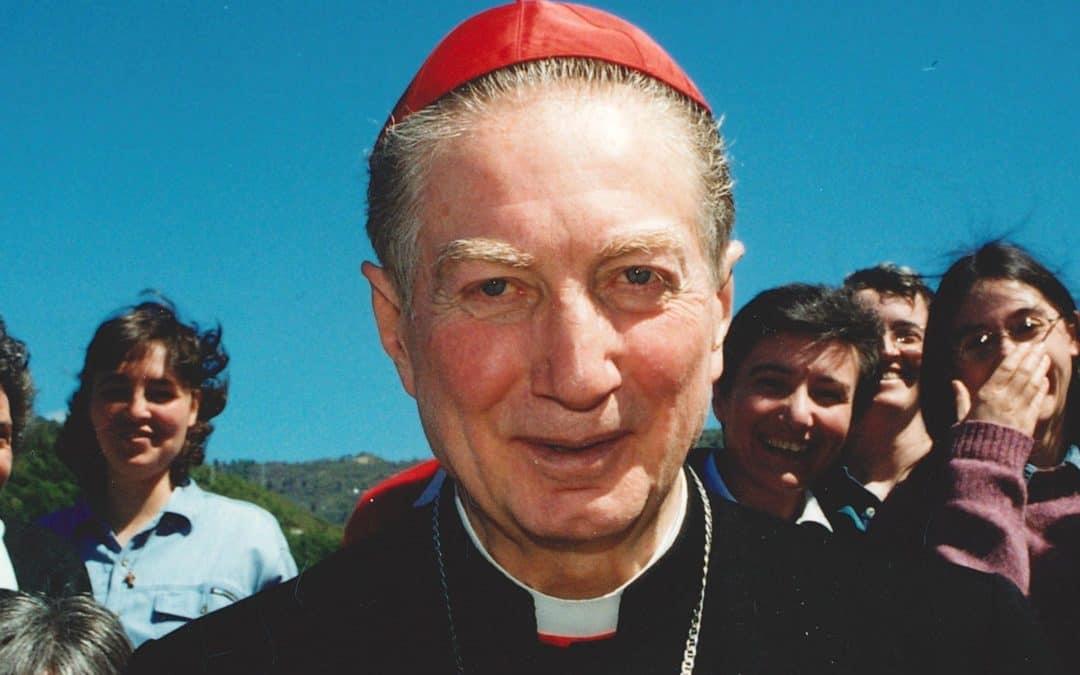 Le Ausiliarie Diocesane e il cardinale Martini