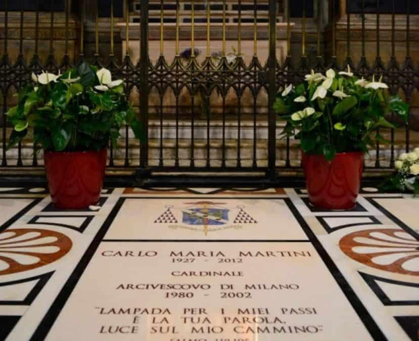 Il 31 agosto l'ottavo anniversario della morte di Martini