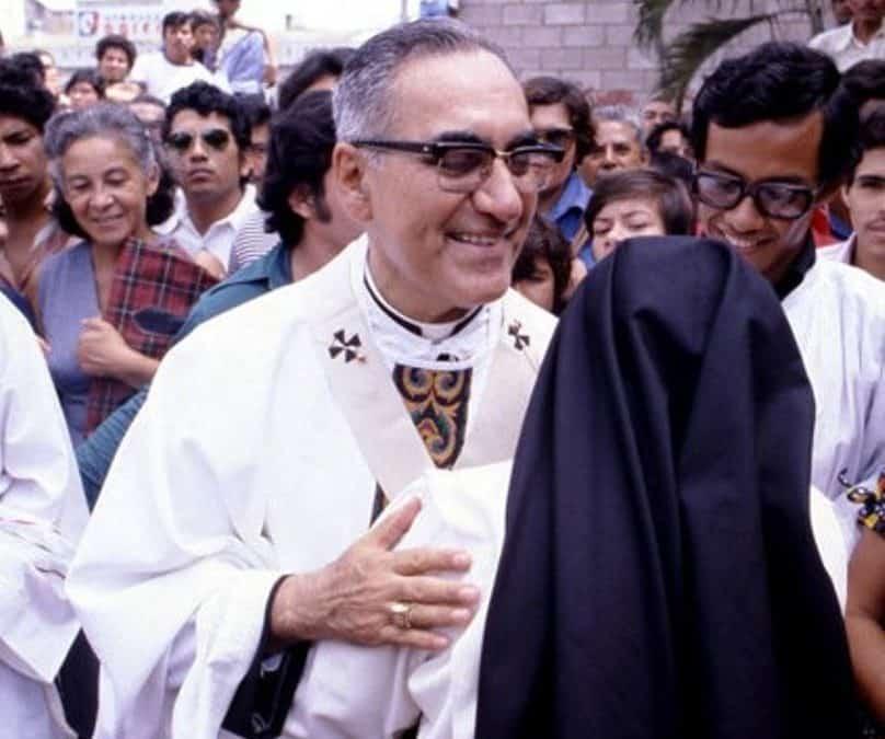 L'omelia di Martini per il vescovo Romero
